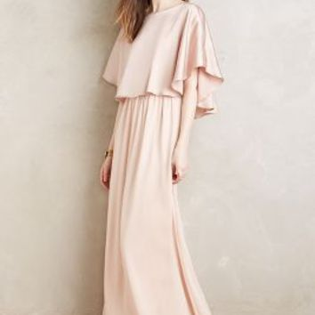 Sunday in Brooklyn Emporia Maxi Dress in Pink Size: