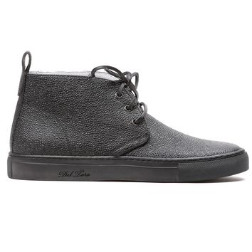 Men's Del Toro x Alchemist x Snarkitecture Basketball Black Limited Edition Chukka - Sneaker - Men's