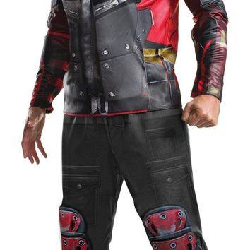 Ssquad Deadshot Adult Std Costume