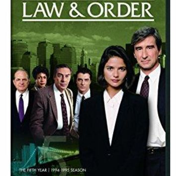 Sam Waterston & Jill Hennessy - Law & Order: The Fifth Year