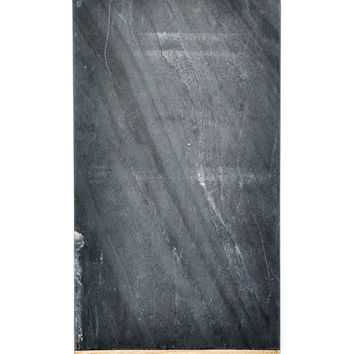 Black Slate Serving Board