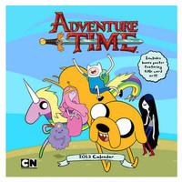 Adventure Time 2013 Wall Calendar |
