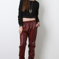 Twisted Rumor Pants