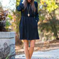High Class Dress, Black