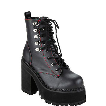 Demonia By Pleaser Assault Combat Boots
