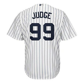 Aaron Judge New York Yankees Mens Majestic Home Cool Base Player Jersey