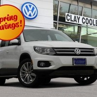 2014 Volkswagen Tiguan for sale in Richardson - WVGBV3AX2EW591648 - Clay Cooley Volkswagen of Richardson