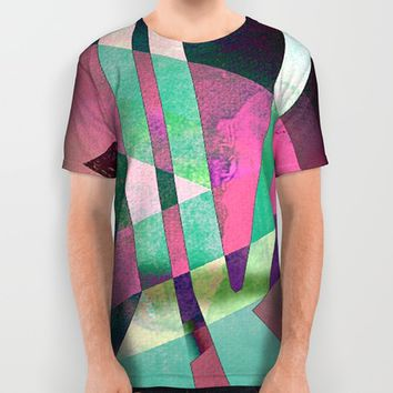 See-Through All Over Print Shirt by DuckyB (Brandi)