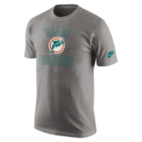 Nike 2015 Historic Marks (NFL Dolphins) Men's T-Shirt