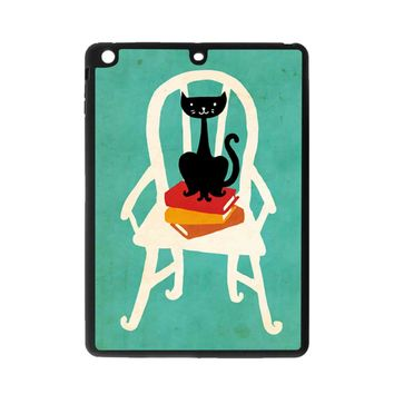 Still Life With Cat Sitting On Chair iPad Air Case