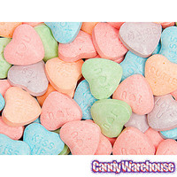 Wonka SweeTarts Candy Hearts: 14-Ounce Bag | CandyWarehouse.com Online Candy Store