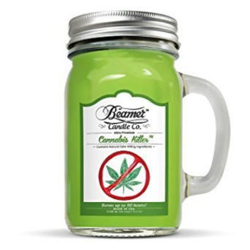 CANNABIS KILLER 12oz candle