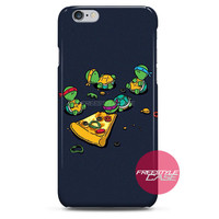 Pizza TNMT iPhone Case 3, 4, 5, 6 Cover
