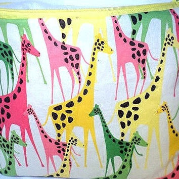 Giraffe Kindle Case Nook Case sleeve safari by redmorningstudios