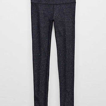 Aerie Hi-Rise Chill Sparkle Legging, Gray