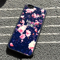 Unique Hawaii Floral Case for iPhone 5s 5se 6 6s Plus Gift 319