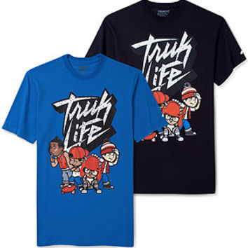 Trukfit T-Shirt, The Crew Short Sleeve T-Shirt - T-Shirts - Men - Macy's