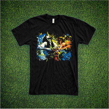 Jimmy Page Led Zeppelin Shirt