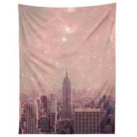 Bianca Green Stardust Covering New York Tapestry