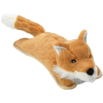 House Of Paws Woodland Friends Plush Fox Dog Toy