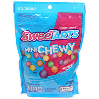 Wonka Mini Chewy SweeTarts Candy: 12-Ounce Bag