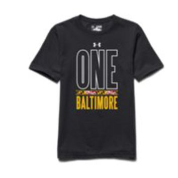 Under Armour Boys' UA One Baltimore T-Shirt
