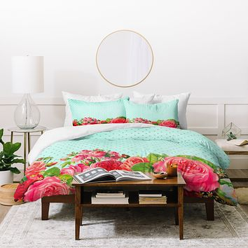 Allyson Johnson Favorite Floral Duvet Cover
