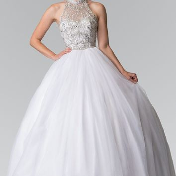 Affordable Wedding Gown & Quinceanera Dress gl2206 - CLOSEOUT