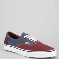 Vans Era Two-Tone Men's Sneaker- Maroon 9