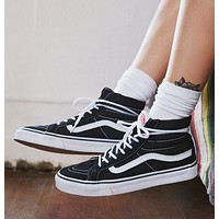 Trendsetter VANS Fashion Old School Canvas Sneakers Sport Shoes