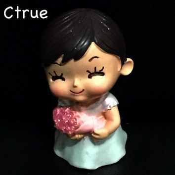 Ctrue  Bride  Groom  Couple  Figurine  Wedding  Toppers