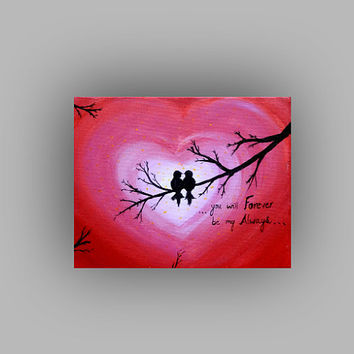 https://www.etsy.com/listing/258299506/sunset-painting-love-birds-silhouette-at