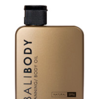 Natural Tanning and Body Oil SPF6