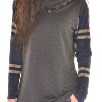 Wrapped Up In Love Tunic
