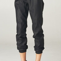 BLACK LEATHER SWEATPANTS SHOP PUBLIK | PUBLIK | Women's Clothing & Accessories