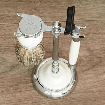 Engraved Initial Shaving Kit