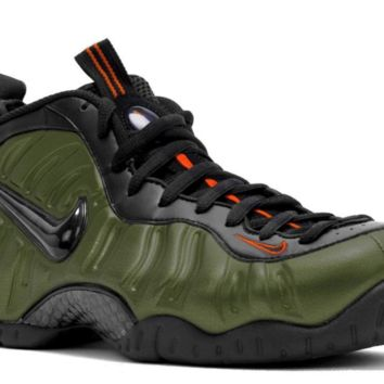 BC HCXX Nike Air Foamposite Pro Sequoia Green Orange PRE ORDER