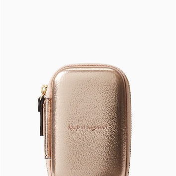 earbud and portable charger gift set | Kate Spade New York