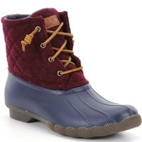 Sperry Saltwater Waterproof Cold Weather Duck Boots | Dillards