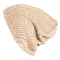 Echo 'Milk Made' Slouchy Beanie | Nordstrom