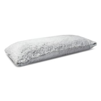 Body Pillow Cover High Pile Flat Gray - Room Essentials™ : Target