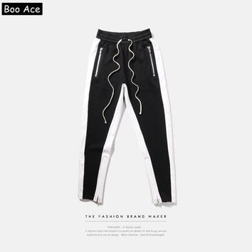 Boo Ace Men/Women Sportswear Jogger Pants Casual Elastic Waist Mens Fitness Workout Pants Sweatpants