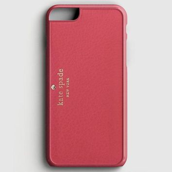 Kate Spade Pink Wallet iPhone 6 Plus/6S Plus Case