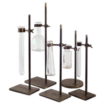 Jarvis Glass Containers (Set of 5)