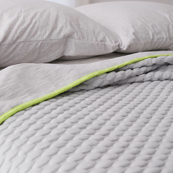 Marshmallow Bed Blanket | Urban Outfitters