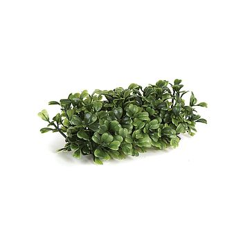 """UV Protected Outdoor Fake Boxwood Edge Piece - 5"""" Long"""