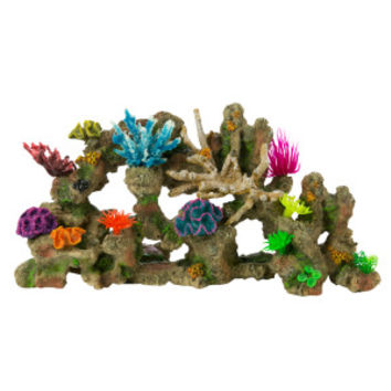 National Geographic™ Coral Aquarium Ornament | Ornaments | PetSmart
