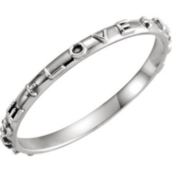 TRUE LOVE CHASTITY RING W/BOX