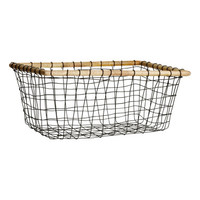 H&M Large Wire Basket $24.99