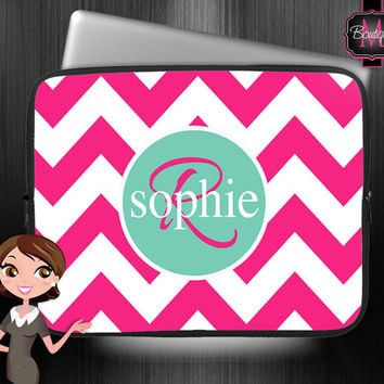 MacBook Air/Pro Sleeve, Laptop Computer Sleeve, Ipad Sleeve, E-Reader case, Personalized & Monogrammed